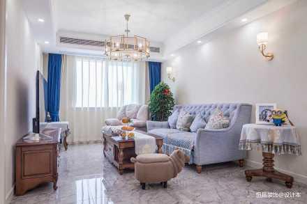 牡丹公寓 90㎡ 小美风格_3570452