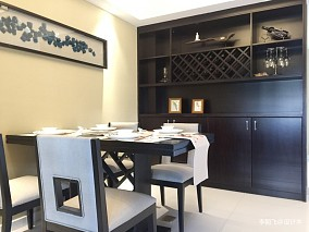 江南水乡新中式151-200m²别墅豪宅中式现代家装装修案例效果图