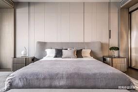 515㎡平层现代风主卧设计图四居及以上现代简约家装装修案例效果图
