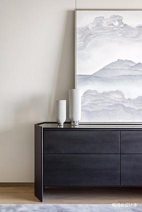 515㎡平层设计,美学与温度无间交融四居及以上现代简约家装装修案例效果图