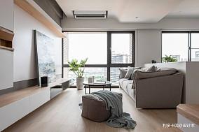 三居室简约风格_3584370