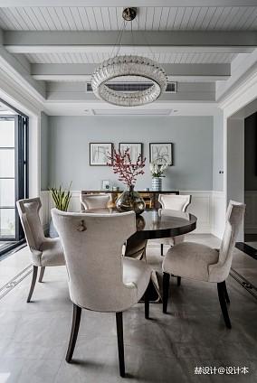 美式别墅餐厅吊灯图片厨房1图美式经典设计图片赏析