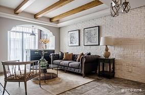 美式别墅视听室设计图片客厅美式经典设计图片赏析