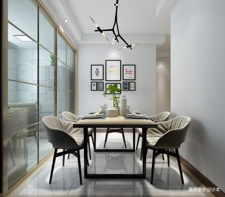 精装房_3589904151-200m²四居及以上现代简约家装装修案例效果图