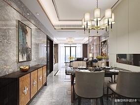 现代豪华大户型5房2厅3卫四居及以上现代简约家装装修案例效果图