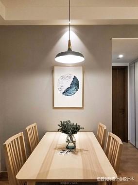 和顺雅居151-200m²三居北欧极简家装装修案例效果图