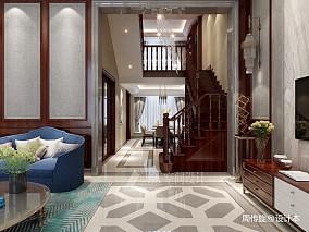 中式风格别墅设计_3611728