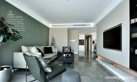 超多的储藏柜,净化了空间!_3617041四居及以上现代简约家装装修案例效果图