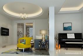 华英城汇景湾151-200m²别墅豪宅欧式豪华家装装修案例效果图
