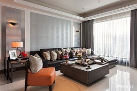 126平时尚潮男的摩登宅邸121-150m²四居及以上现代简约家装装修案例效果图