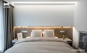 让人舒适的生活方式,智能设计解放双手!卧室4图现代简约卧室设计图片赏析