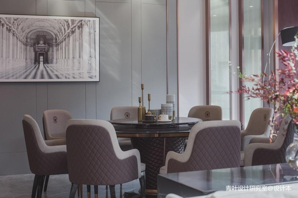 奢厨房中式现代餐厅设计图片赏析