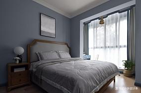 有一种安静的颜色在眼前复式北欧极简家装装修案例效果图