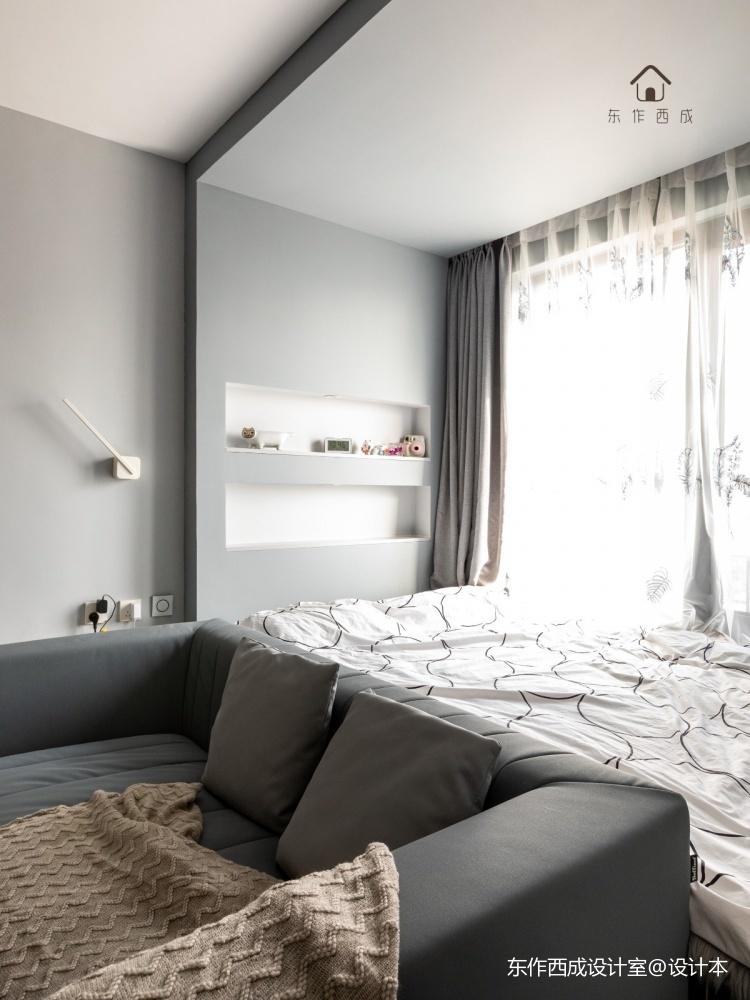 一个人的日子自己做主也可以略有品质客厅现代简约客厅设计图片赏析