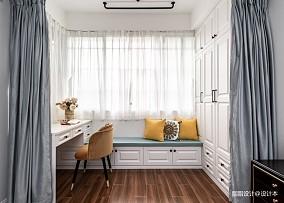 H&Y联创设计|恰春风卧室设计图片赏析