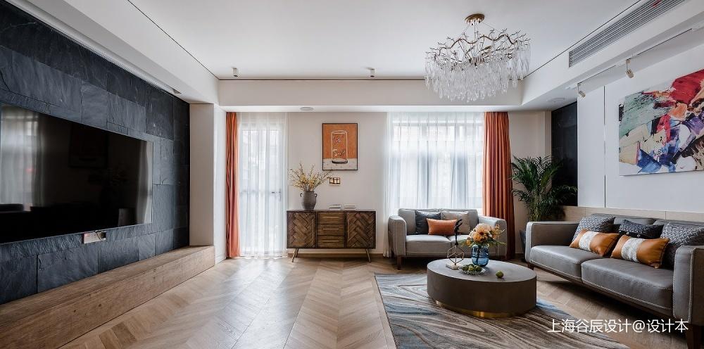 托斯卡纳艳阳下别墅豪宅欧式豪华家装装修案例效果图