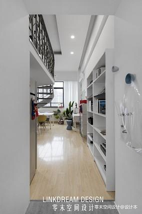 小预算出租屋局改指南,这个家变得艺术范儿功能区现代简约设计图片赏析