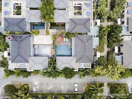700㎡度假私宅,满满三亚阳光收进家_3683518