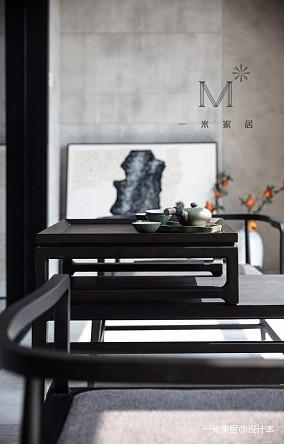 146㎡中式现代家装装修效果图