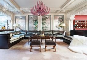 法式风格别墅设计_3688758