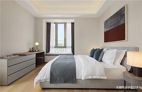 深圳水湾1979平层公寓四居及以上现代简约家装装修案例效果图