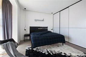 极简主义男士公寓,向往的生活无需过多装饰_3703181