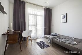 极简主义男士公寓,向往的生活无需过多装饰_3703183