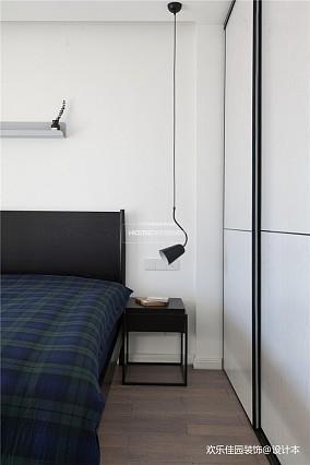 极简主义男士公寓,向往的生活无需过多装饰_3703182