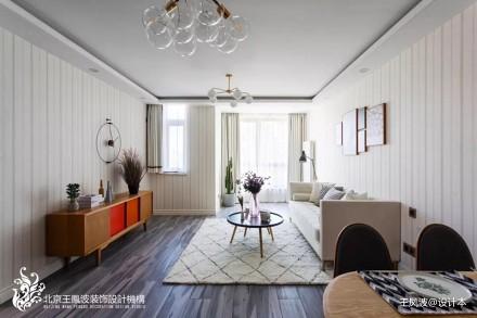样板间设计,《 锦上流年》_3713360样板间现代简约家装装修案例效果图