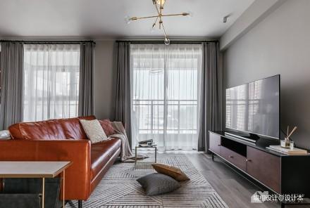 打通2套小公寓,获得舒适的生活大空间_3721961