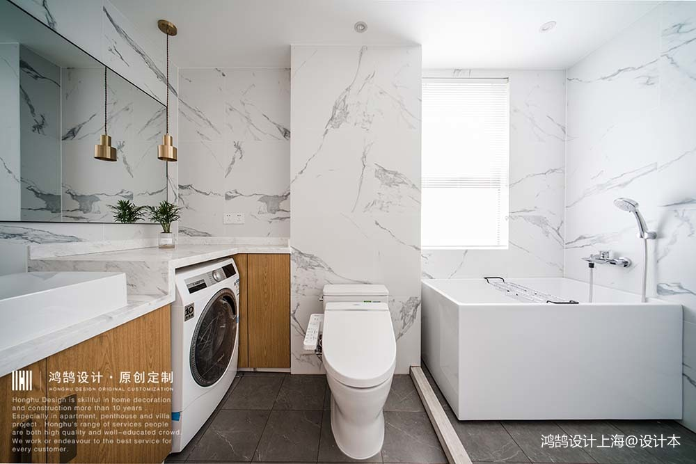 远离城市喧嚣用自然的态度去勾勒家的样子卫生间马桶中式现代卫生间设计图片赏析