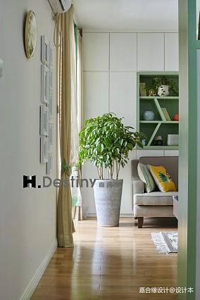 旧房里的新色彩,点缀温馨_3739951