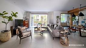上夏空间设计—自然主义住宅一半是花园_3742077