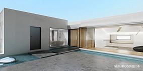 信阳复式阳台现代简约设计图片赏析