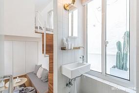 设计师是这样安家、乐业的卫生间日式设计图片赏析