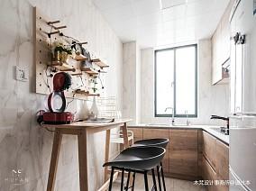 MODERN《邂逅·暮野》厨房潮流混搭设计图片赏析