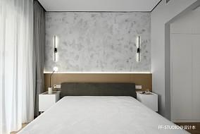 70平小房子秒变100平卧室现代简约设计图片赏析