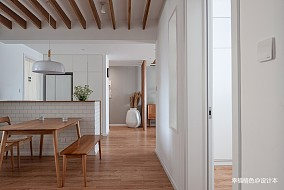 浅木色的日式北欧家,真是太治愈了_3773338