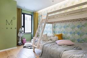 北欧复式住宅,有生活的味道_3776565