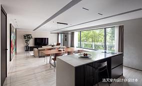 30万260㎡中式现代家装装修效果图