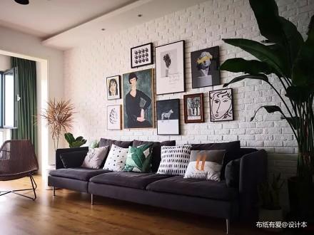现在的我只想拥有一个美术馆_3794650其他其他家装装修案例效果图