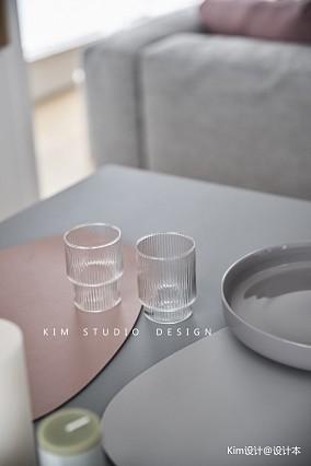 Joyful 原木色的日式小清新三居日式家装装修案例效果图