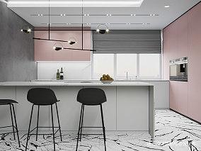 北欧餐厅设计方案分享素材_3835301
