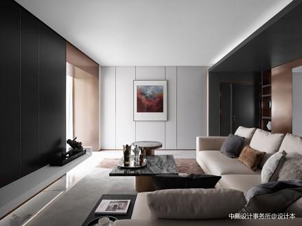 在上海中心,艺术家复兴了一座地标公寓_3840129其他现代简约家装装修案例效果图