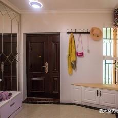 120㎡现代美式小三房,清新舒适高颜值!_3842991