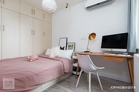 餐厅旋转吧台,让温馨翻倍!卧室2图北欧极简卧室设计图片赏析