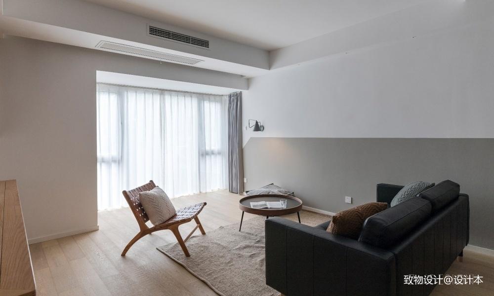 改造个过道浴缸冰箱统统拿下客厅日式客厅设计图片赏析