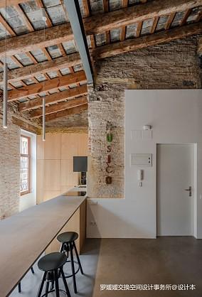 现代工业风公寓_3850888