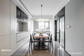 **.空间里的小盒子|合肥1890设计厨房设计图片赏析