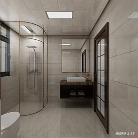 吉首溶江小区新中式全案整装设计施工_3852537